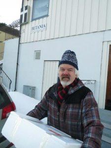 Møljefest på bedehuset Betania i Hammerfest