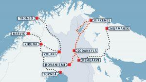 Varsler ny jernbane krig med Russland?
