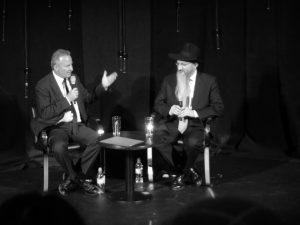 Rabbiner forteller om Putin og Russland