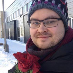 Tarjei Jensen Beck (Ap) gir ikke opp selv om KrF solgte Finnmark på billigsalg på bakrommet