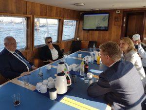 UTENRIKS: Danske fiskebåter reddet jødeneover til Sverige i 1943