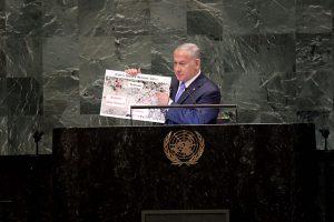 UTENRIKS: Netanyahu avslørte våpenlagre i Teheran og Beirut