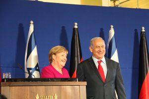 UTENRIKS: Strålende forhold mellom Israel og Tyskland
